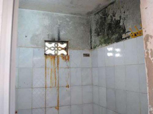 Công ty nhận chống thấm nước tường nhà, trần nhà,...