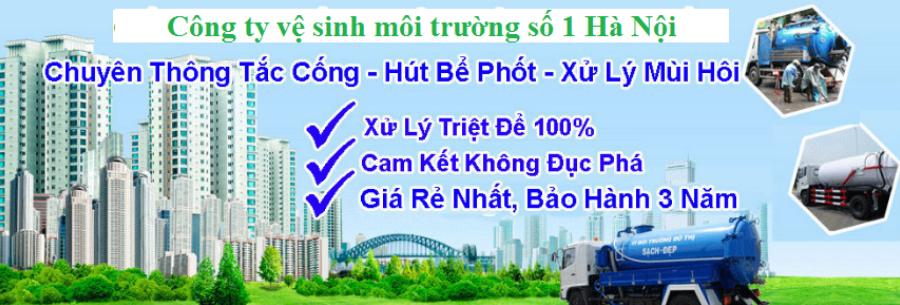 Hút Bể Phốt Tại Phường Sài Đồng